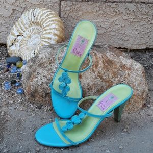 Lilly Pulitzer Shoes - 🌸Lilly Pulizer strappies